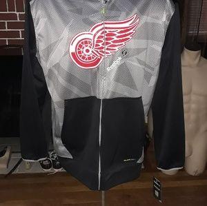 Reebok Red Wings Center Ice Jacket